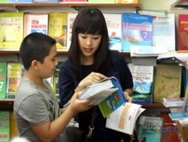 Mọi học sinh đều có sách giáo khoa
